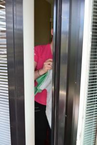 Ikkunoiden pesu hoituu taloyhtiössä